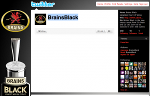 @BrainsBlack Tweets 0